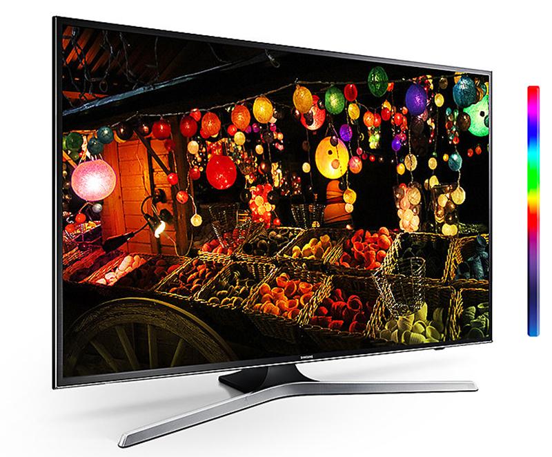 Công nghệ PurColor cho màu sắc sống động với Samsung 50MU6100