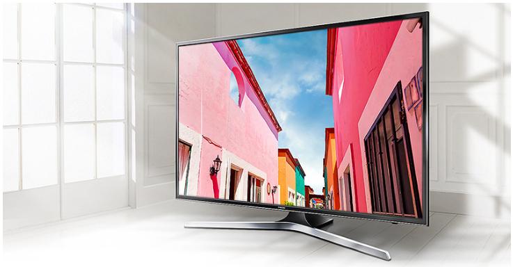 Độ phân giải đạt chuẩn Ultra HD với tivi Samsung 40MU6100