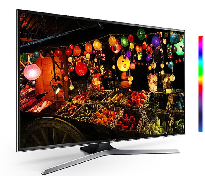 Màu sắc sinh động hoàn hảo với công nghệ PurColor của Tivi 40 inch 40MU6100