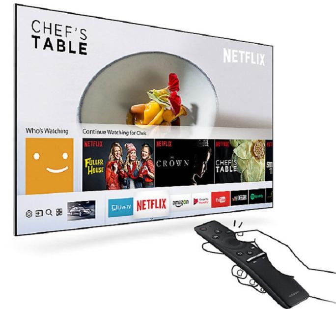 Kho giải trí bất tận với tivi Samsung 40 inch