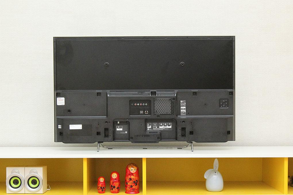 Internet tivi 43W800C có khả năng kết nối đa dạng, linh hoạt