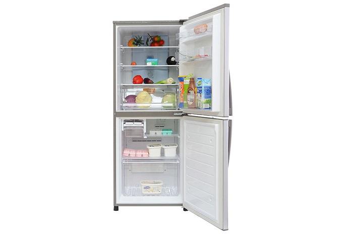 Kiểu tủ lạnh ngăn đá dưới