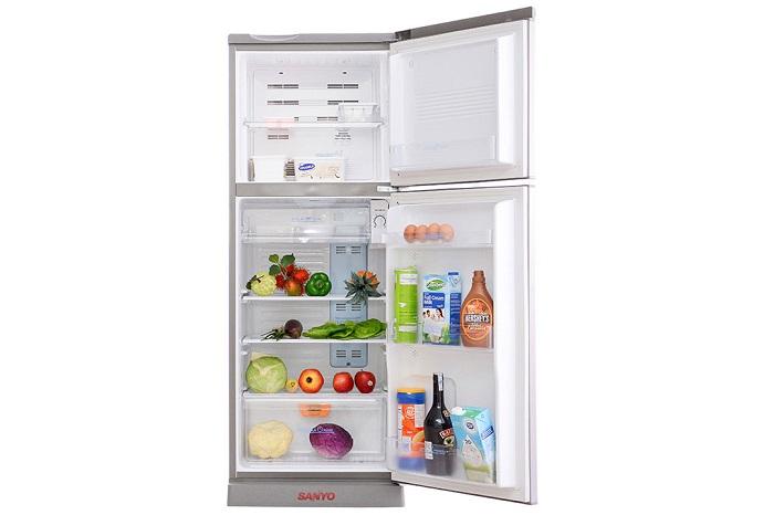 Kiểu tủ lạnh ngăn đá trên