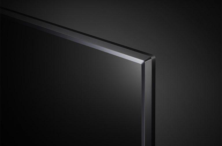 Smart Tivi LG 55LJ550T sở hữu thiết kế mạnh mẽ và tinh tế