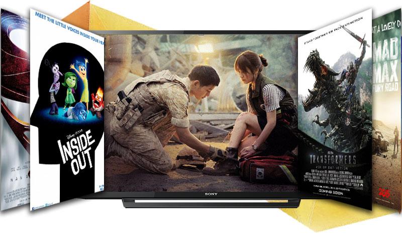 Tích hợp đầu thu DVB- T2 cho người dùng thu được nhiều kênh truyền hình kỹ thuật số miễn phí