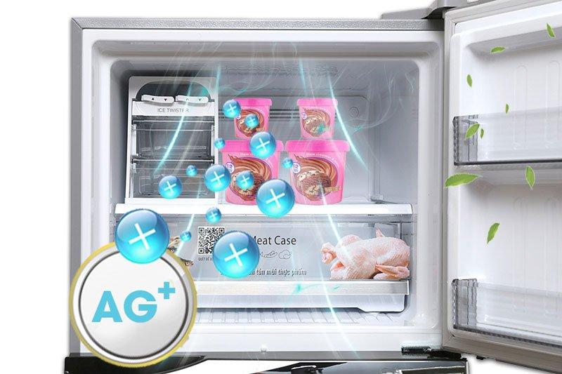 Khử mùi, diệt khuẩn bằng công nghệ Nano Ag.