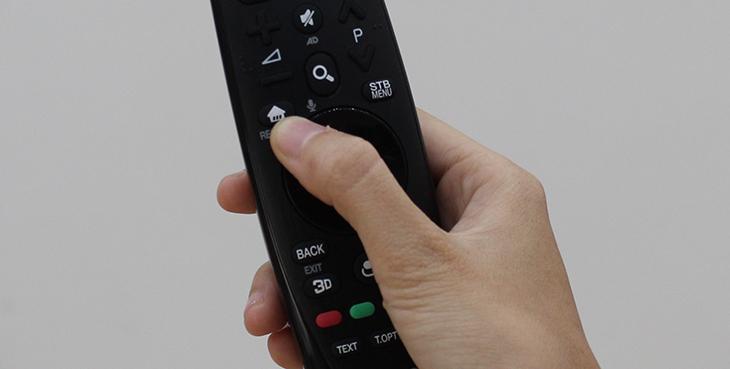 Ấn nút home để hiển thị về giao diện trang chủ