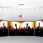 Chế độ lọc thoại Clean Voice III trên LG 43Lj550T
