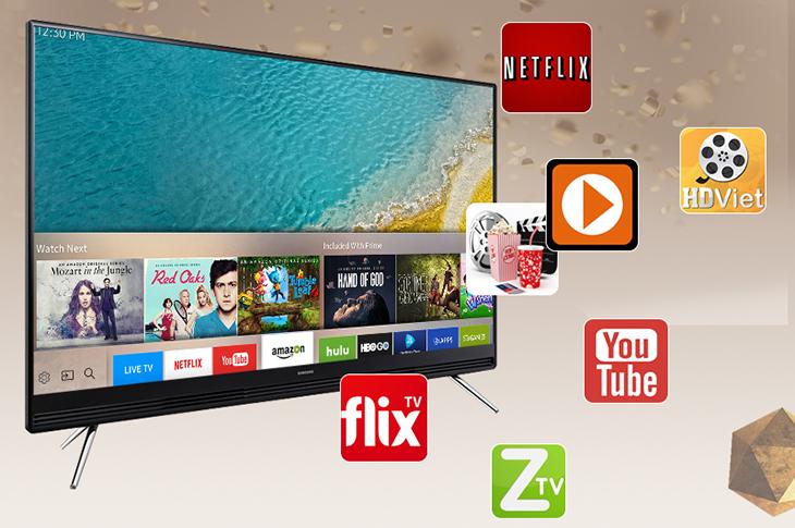 Khi chọn mua tivi cần lưu ý đến những tính năng đặc biệt khác