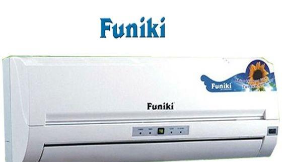 Thương hiệu điều hòa Funiki