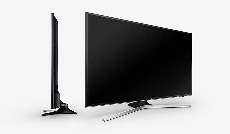 Smart Tivi Samsung 43 inch UA43MU6100 thiết kế ấn tượng