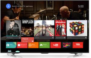Thưởng thức các kênh truyền hình kỹ thuật số miễn phí với Tivi 55MU8000