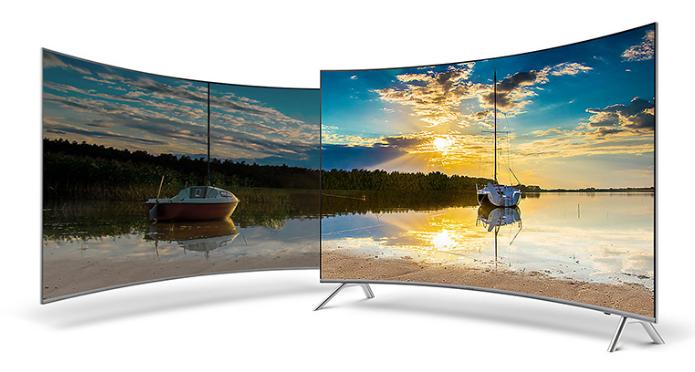 Chất lượng hiển thị khá ấn tượng với Tivi Cong 55Mu8000