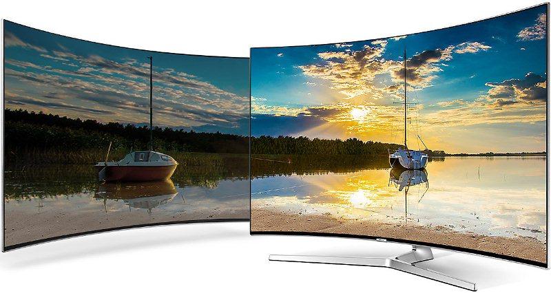 Công nghệ HDR mang đến độ sáng tuyệt vời của tivi 55MU9000