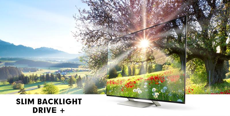 Tivi Sony 65X9300E cho chất lượng hình ảnh hiển thị hoàn hảo