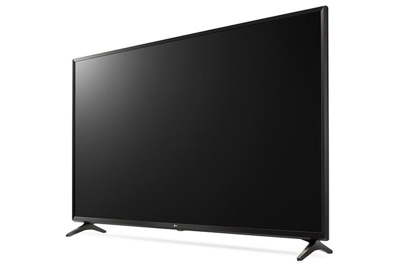 Thiết kế sang trọng, đường nét mạnh mẽ với smart tivi LG 4K 43UJ632T