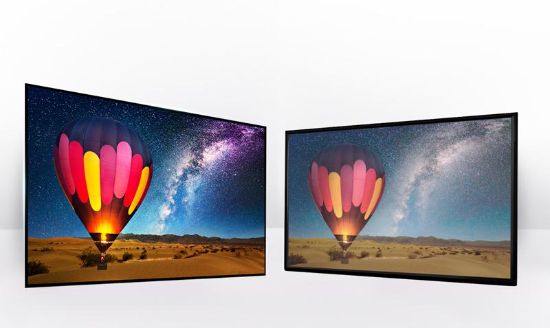 Tivi 55 inch LG 55UJ652T có chức năng nâng cấp các chương trình từ HD, full HD lên gần chuẩn 4K