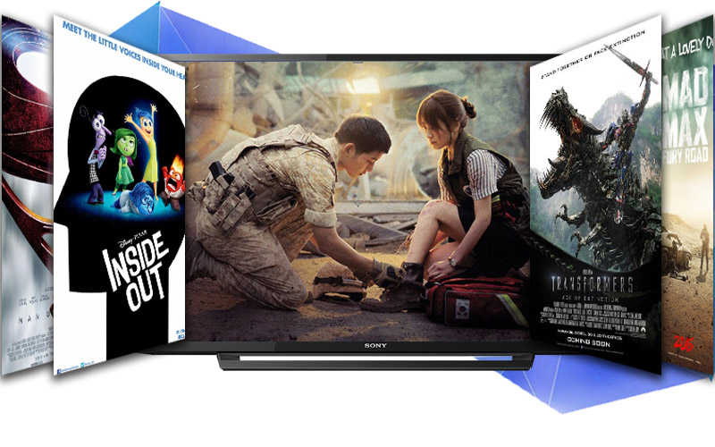Được tích hợp đầu thu kỹ thuật số DVB-T2 với tivi sony 32 (nguồn ảnh: internet)