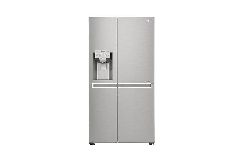 Thiết kế khác biệt với tủ lạnh LG 601 lít GR-P247JS
