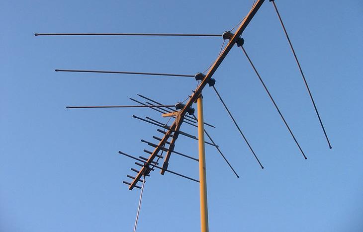Anten ngoài trời