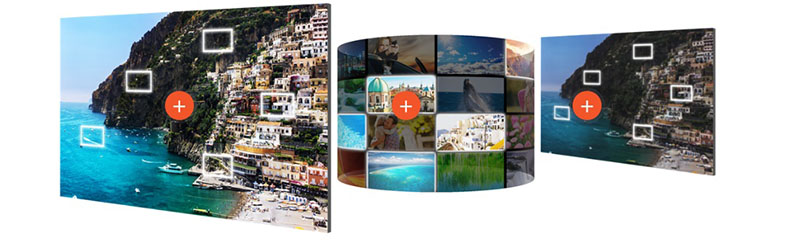 Công nghệ hỗ trợ xử lý hình ảnh hiện đại trên tivi Sony 65 inch 4K X7000E