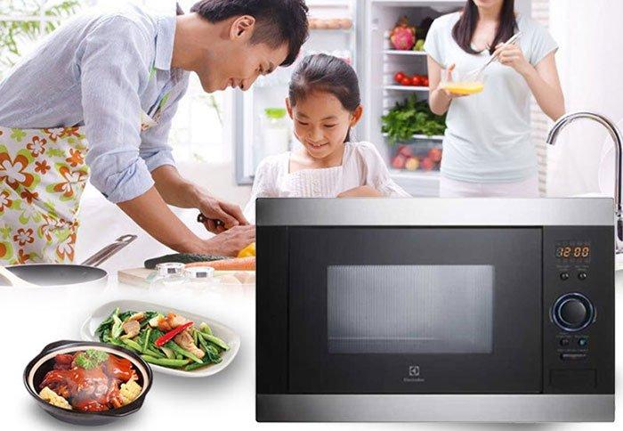 Chương trình nấu ăn thông minh
