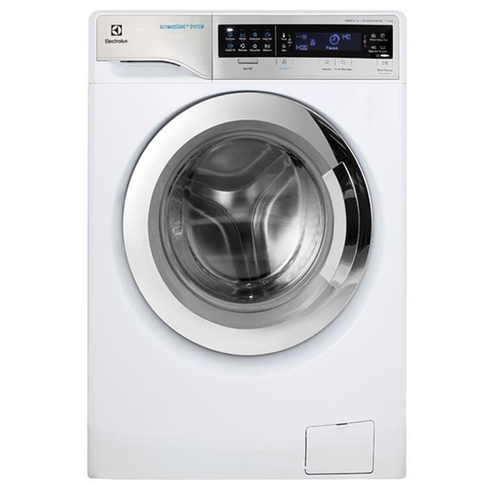 Chất lượng cao ngay từ thiết kế với Máy giặt Electrolux Inverter 11 kg EWW14113