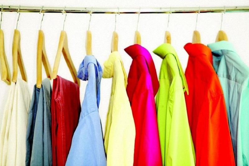 Quần áo được sấy khô nhanh chóng
