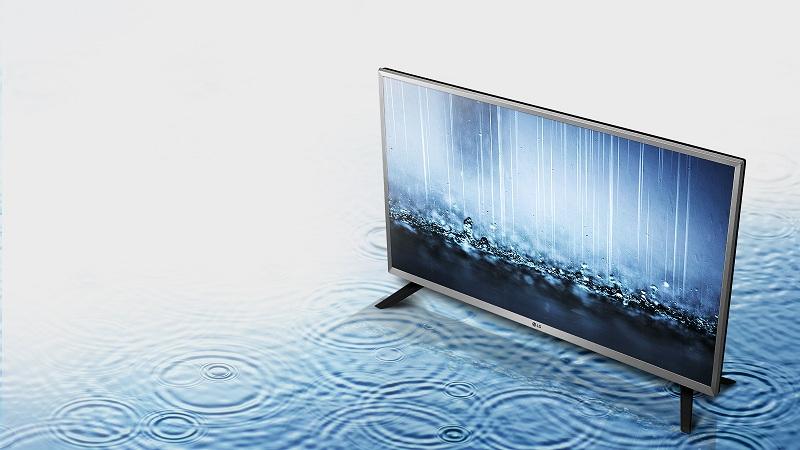 Đắm chìm trong hệ thống âm thanh mạnh mẽ với tivi LG 49UJ633