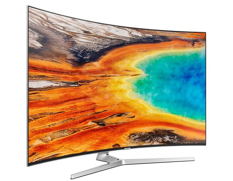 Smart Tivi Samsung 65 inch UA65MU9000 với thiết kế hiện đại, tinh tế