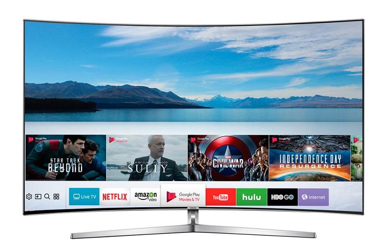 Thưởng thức những kênh truyền hình kĩ thuật số miễn phí với Samsung 65MU9000