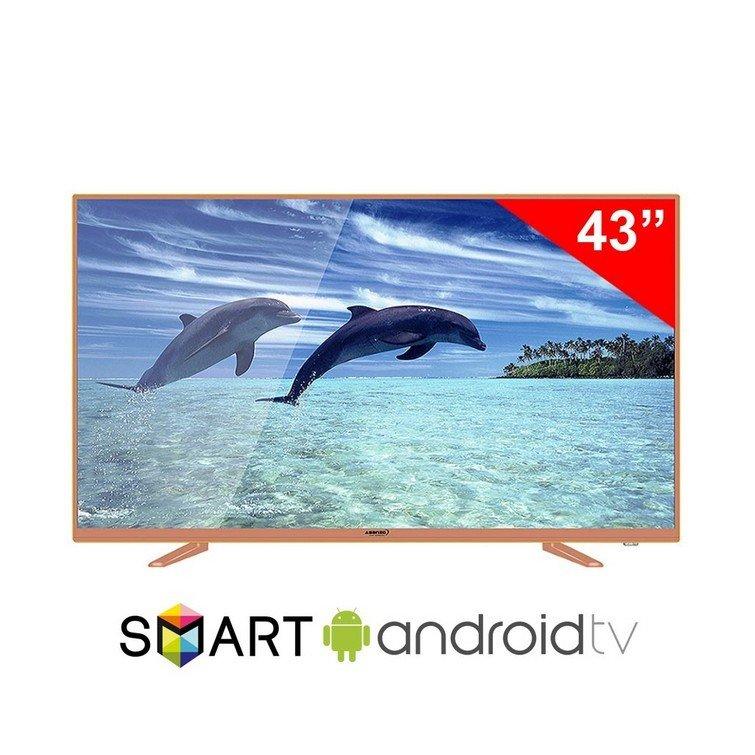 Smart Tivi ASANZO 43 inch 43ES900 mang đến cho người xem cảm giác chân thực nhất