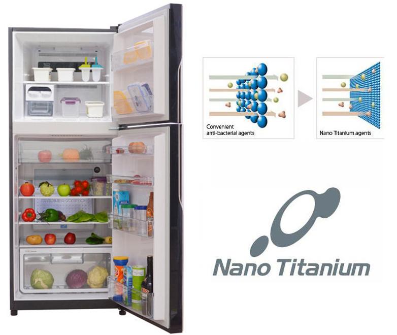 Sử dụng hệ thống màng lọc Nano Titanium