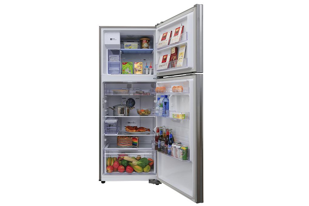 Thực phẩm luôn được bảo quản ở nhiệt độ tốt nhất kể cả khi mất điện