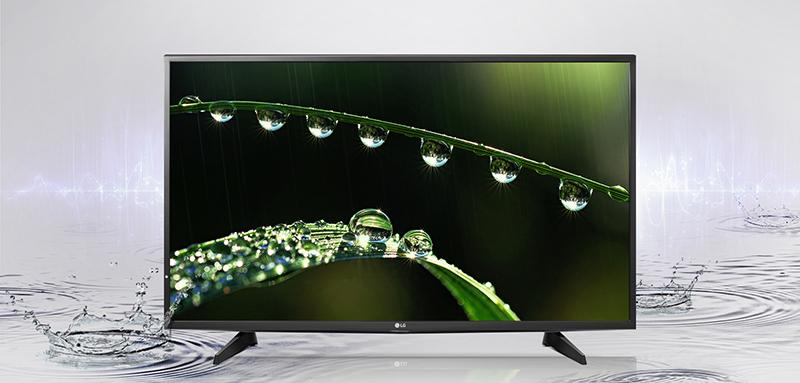 Tivi 49UJ510 trang bị hệ thống âm thanh vòm huyền ảo