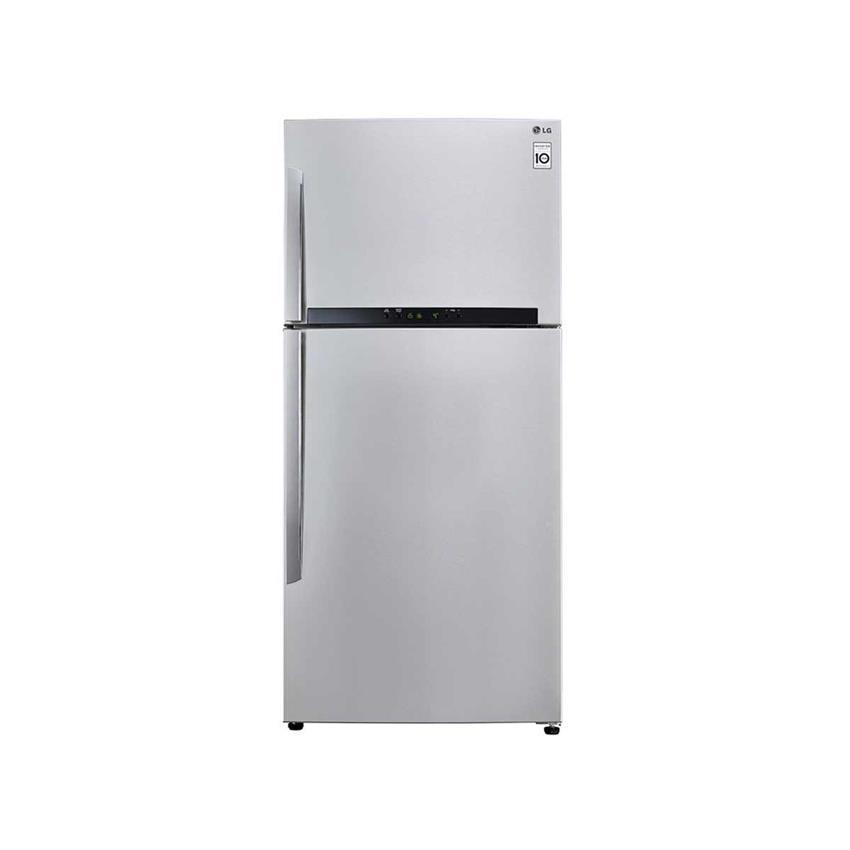 Vẻ ngoài tinh tế với tủ lạnh 2 cửa Inverter LG GR-L402BS
