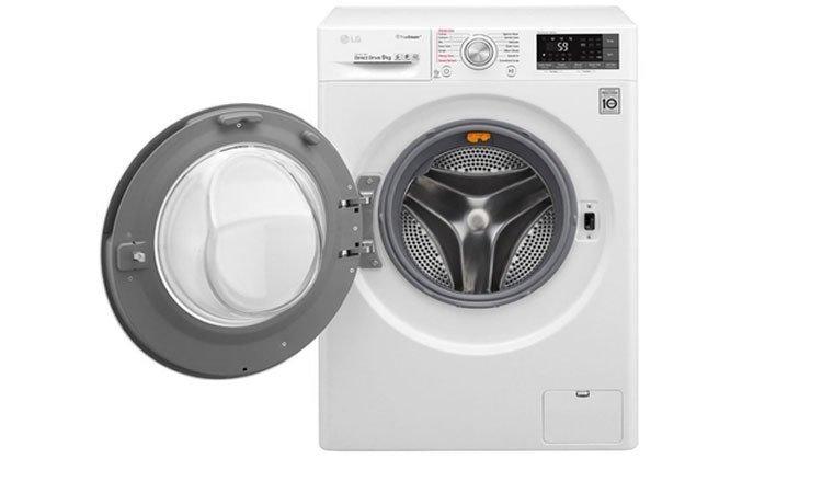 Máy giặt lồng ngang – lấy đồ tiện lợi