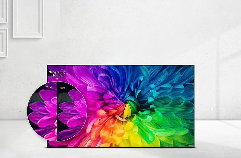 Tivi LG 43UJ633T nổi bật với công nghệ HDR