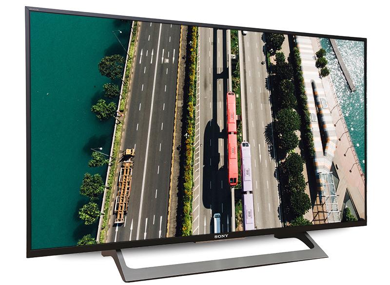 Thiết kế tinh tế và sang trọng của Tivi Sony 55X8000E
