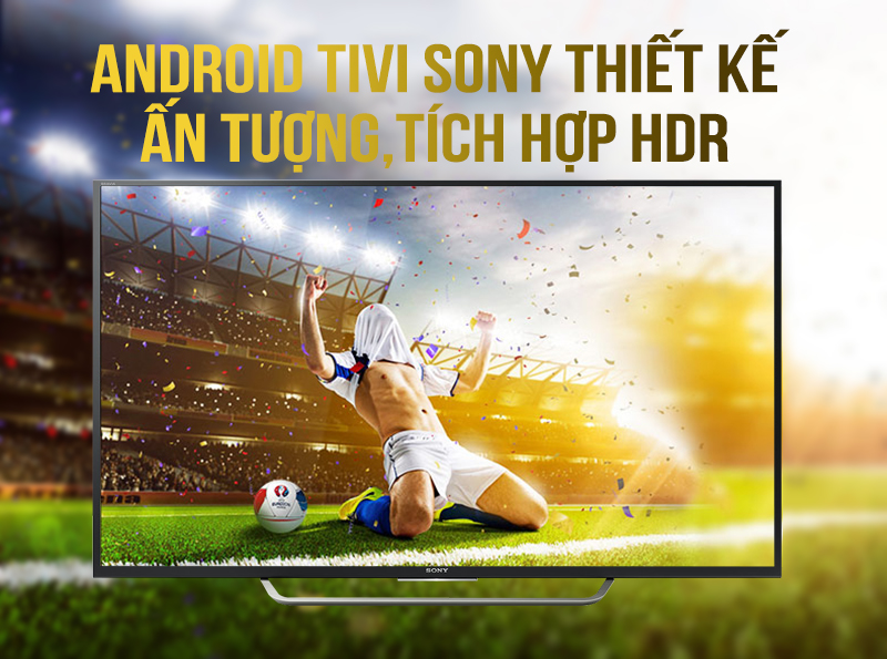Android Tivi Sony 49 inch KD-49W7000D