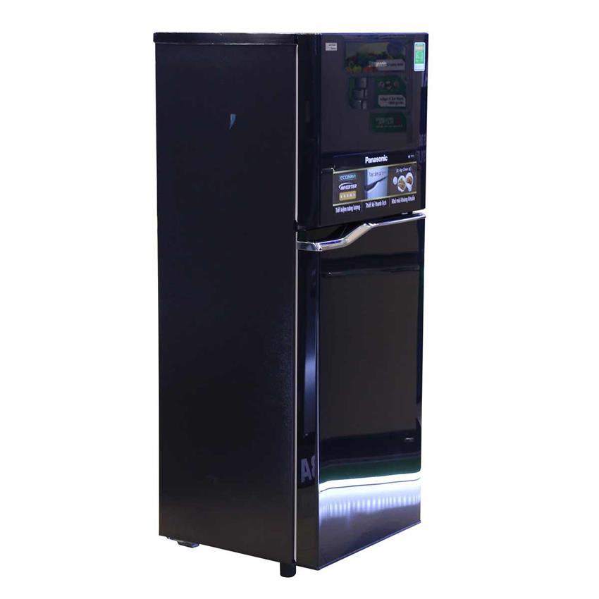 Tủ lạnh Panasonic inverter NR-BL308PKVN với thiết kế kiểu dáng mới nhất 2017