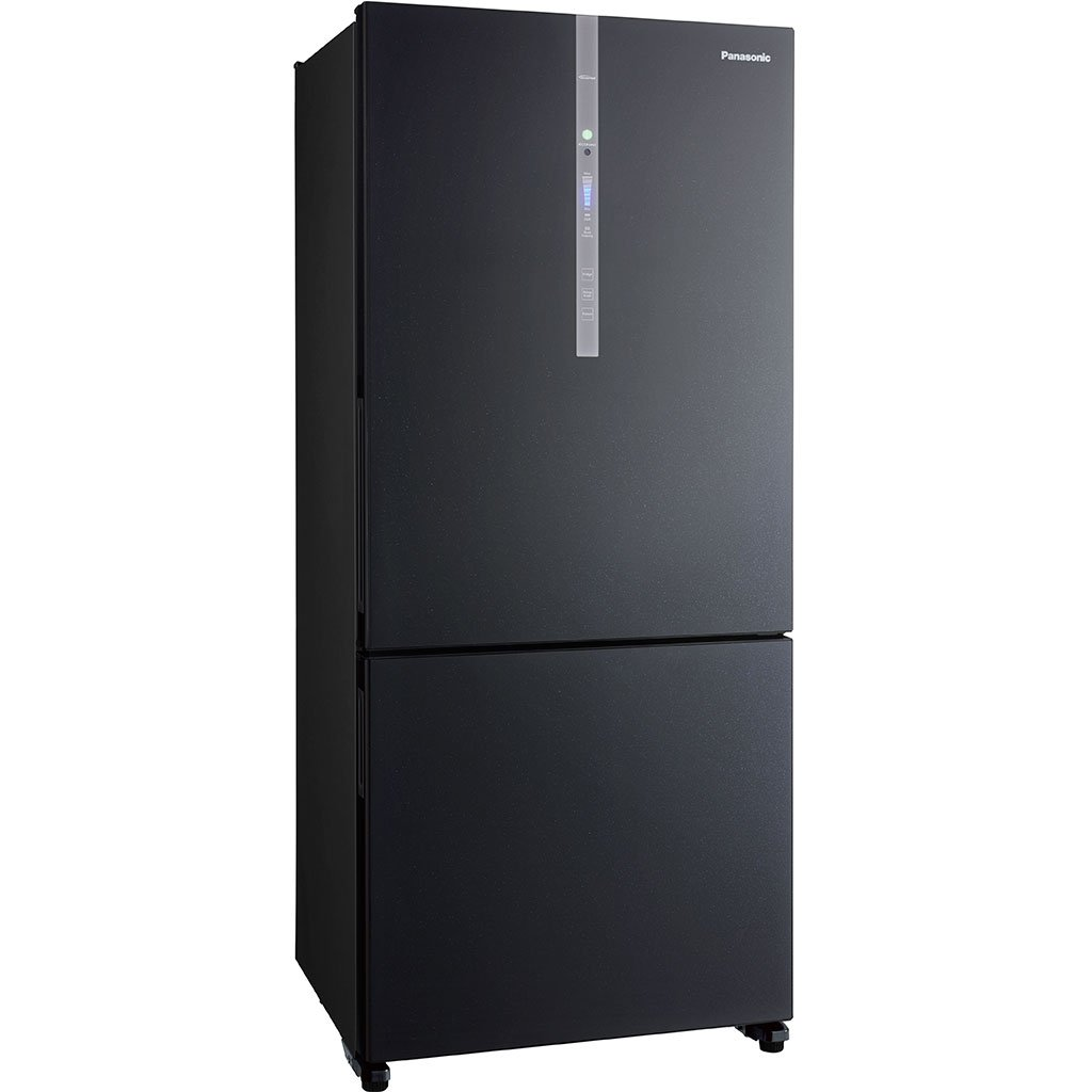 Tủ lạnh inverter Panasonic BX468GKVN 450 Lít mặt kính sang trọng