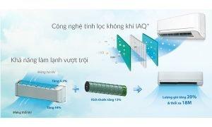 Công nghệ Eco Mode tiết kiệm điện tối ưu