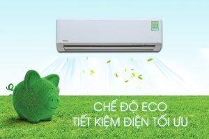 Chế độ Eco tiết kiệm điện tối ưu