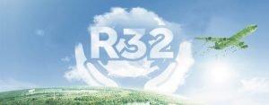Máy lạnh Toshiba H24PKCVG-V sử dụng gas R32 thân thiện với môi trường
