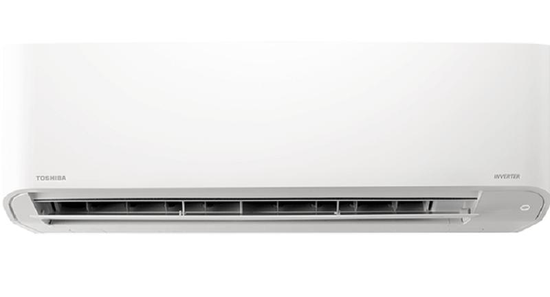 Điều hòa Toshiba RAS-H13PKCVG-V sở hữu kiểu dáng hiện đại, đường nét tinh tế