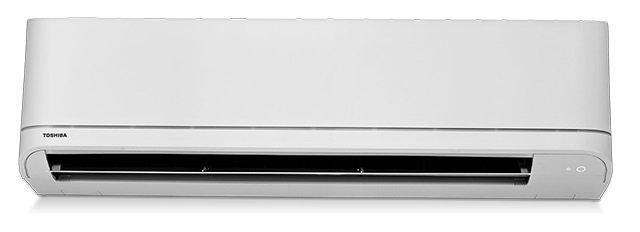 Điều hòa Toshiba RAS-H13QKSG-V sở hữu thiết kế đơn giản, gọn gàng