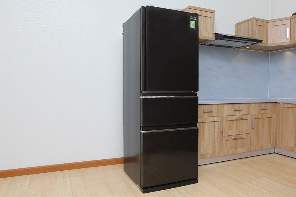 Tủ lạnh Mitsubishi Electric 326 lít MR-CX41EJ-BRW sự lựa chọn hoàn hảo cho mọi gia đình bạn