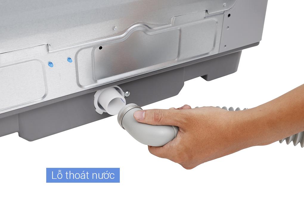 Chế độ an toàn cho trẻ hữu ích với máy giặt LG T2395VSPW