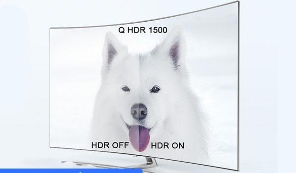 Q HDR 1500 có hình ảnh chuyển động mượt mà